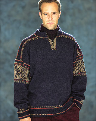Dale of Norway Finnskogen Sweater